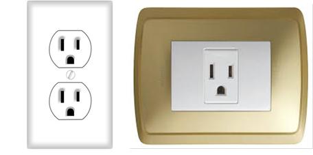 Tipos de Contactos Usados para Instalaciones Elctricas